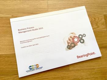 Status Quo im Prozessmanagement 2015
