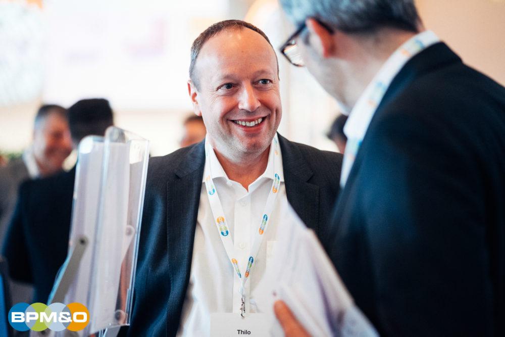 Unser Geschäftsführer und Buchautor Thilo Knuppertz von der BPM&O