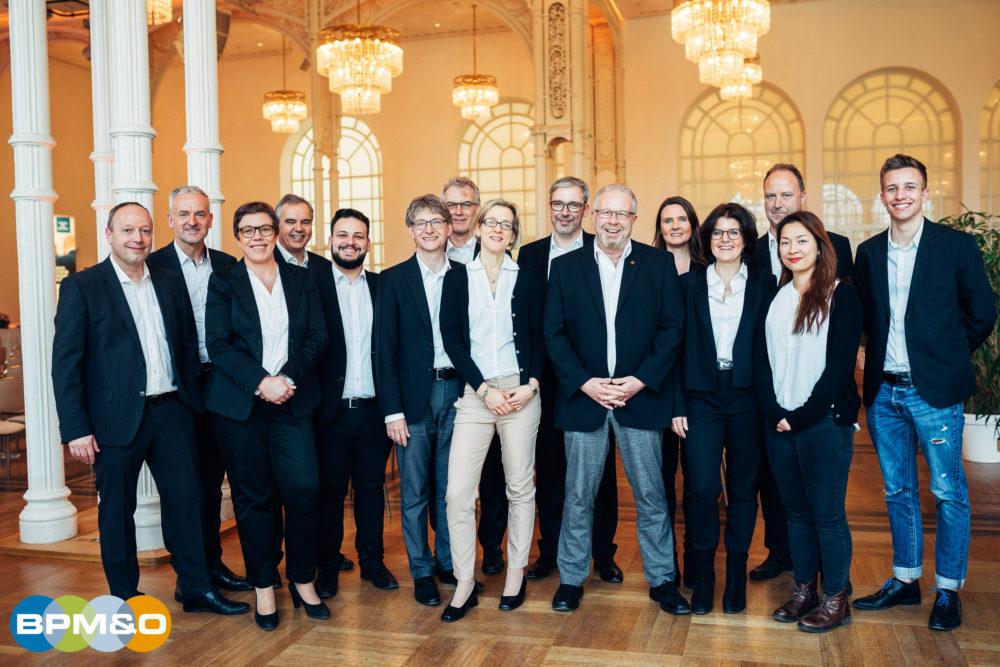 Das Team der BPM&O