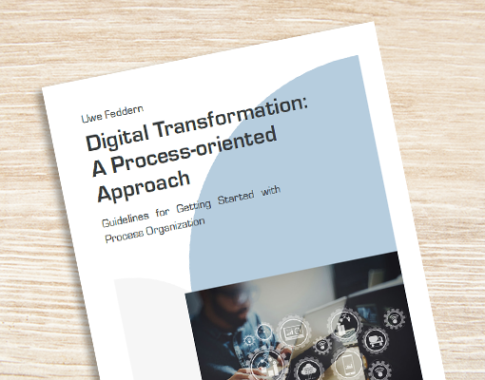 Digital Transformation: A Process-oriented Approach