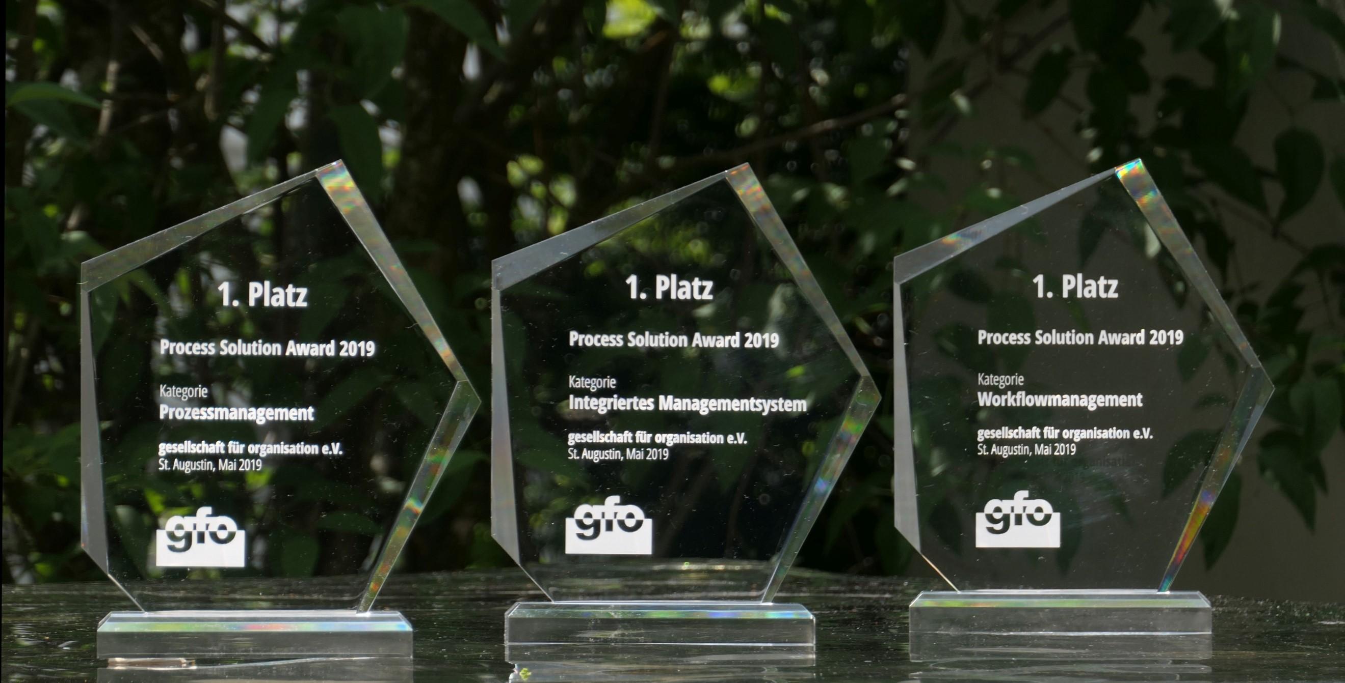 process solution award
